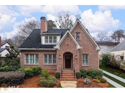 Decatur Single Family Home For Sale: 315 Missionary Dr