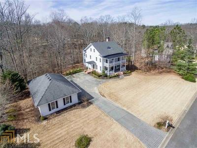 Canton Single Family Home New: 125 Shiloh Ridge Trl
