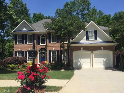 Dacula Single Family Home For Sale: 1527 Grove Arbor Ter #36