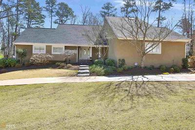 Peachtree City Single Family Home New: 104 Smokerise Trce