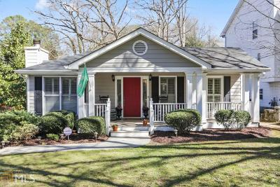 Atlanta Single Family Home Under Contract: 1871 Claremont St