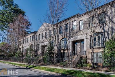 Atlanta Condo/Townhouse New: 65 Honour Ave
