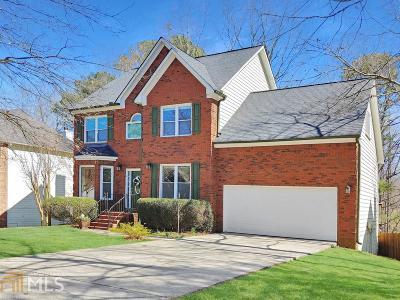 Lawrenceville Single Family Home New: 2407 Mahogany Glen Pl