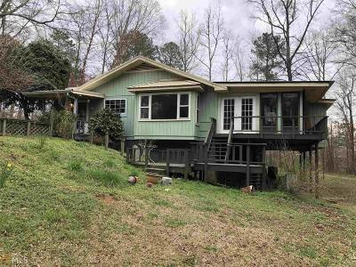 Senoia Single Family Home For Sale: 155 Luther Bailey