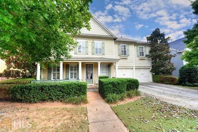 Hoschton Single Family Home For Sale: 5927 Peacock Ln