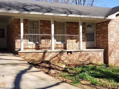Single Family Home For Sale: 4384 Herschel Rd