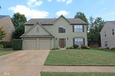 Kennesaw Single Family Home Under Contract: 4378 Kenton Pt