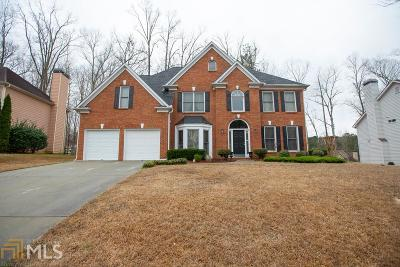 Stone Mountain Single Family Home Under Contract: 6883 Glen Cove Ln