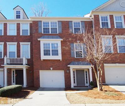 Roswell Condo/Townhouse For Sale: 2056 Merrimont Way