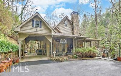 Clarkesville Single Family Home For Sale: 209 River Forest Dr