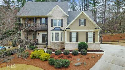 Kennesaw Single Family Home Under Contract: 4852 Registry Walk