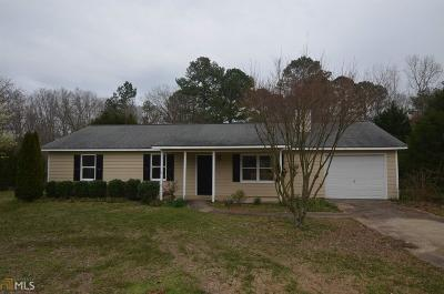 Loganville Single Family Home Under Contract: 2055 Gum Creek Ln