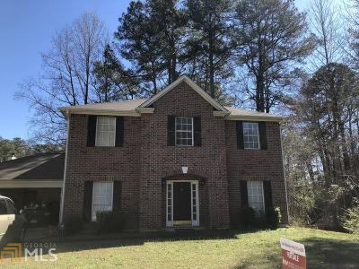 Lithonia Single Family Home Under Contract: 6029 Great Oaks Dr