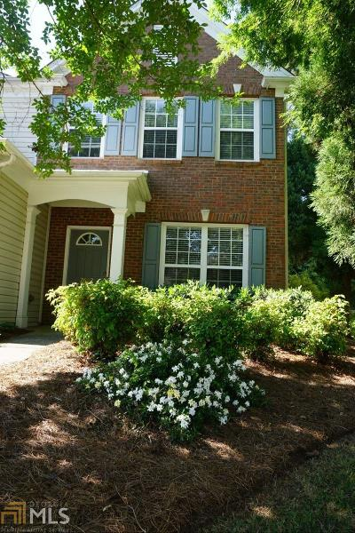 Roswell Condo/Townhouse For Sale: 2602 Timbercreek Cir