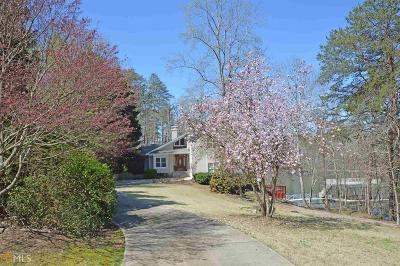 Gainesville Single Family Home For Sale: 5694 Old Wilkie Rd