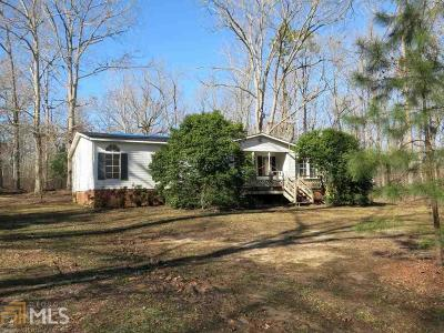 Hartwell Single Family Home Under Contract: 331 Tanglewood Ln