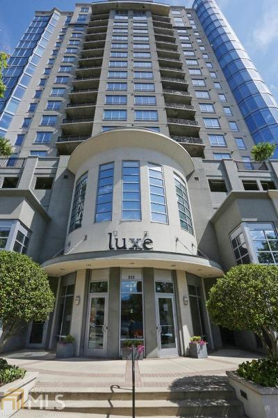 Condo/Townhouse New: 222 12th St #902