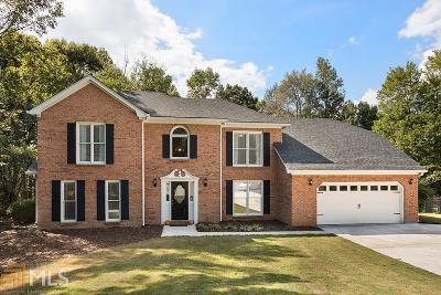 Peachtree City Single Family Home New: 203 Crescent Oak
