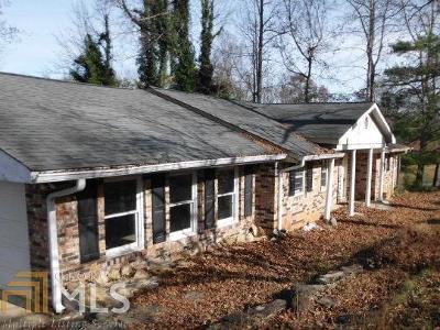 Cornelia Single Family Home Under Contract: 187 Esta St