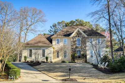 Johns Creek Single Family Home Under Contract: 275 Coles Hill Ct