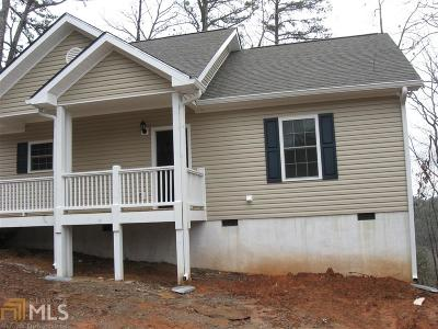 Rabun County Single Family Home For Sale: 336 Payne Hill Dr