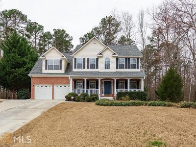 Snellville Single Family Home Under Contract: 3823 Briarstone Cv