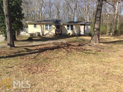 Winder Single Family Home For Sale: 402 Carl Cedar Hill Rd