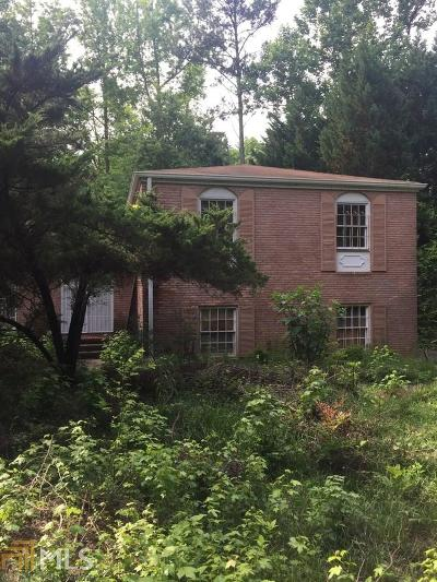 Fayetteville Single Family Home New: 245 Smithstone Path