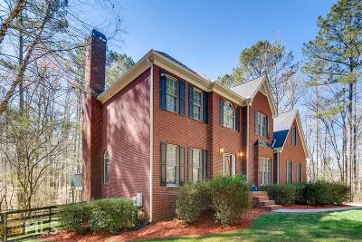 Cumming Single Family Home For Sale: 3935 Ryans Lake Ter Ter
