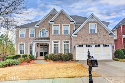 Johns Creek Single Family Home Under Contract: 7147 Chiming Dr
