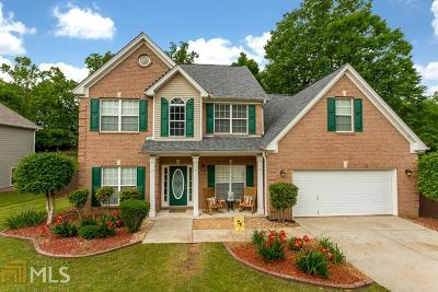 Hoschton Single Family Home For Sale: 1398 Beringer Dr