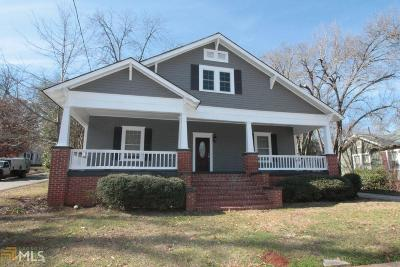Lagrange Single Family Home For Sale: 112 Boulevard