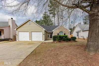 Acworth Single Family Home Under Contract: 2682 Lake Park Bnd #176