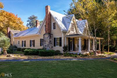 Roswell, Sandy Springs Single Family Home For Sale: 7865 Nesbit Ferry Rd