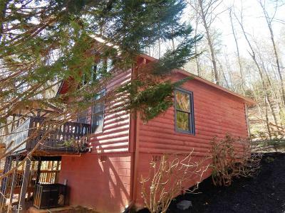 Helen GA Single Family Home Under Contract: $124,900