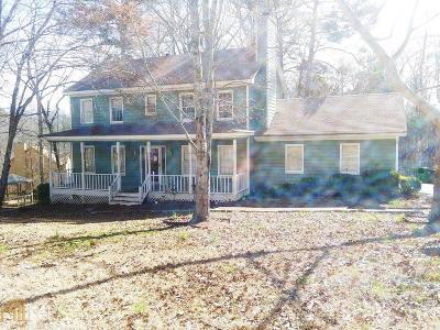 Lithonia Single Family Home New: 1189 Leslie Pl