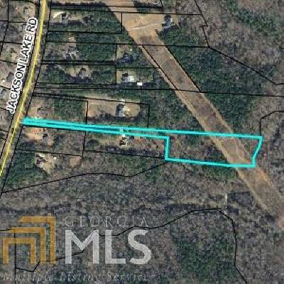 Jackson Residential Lots & Land New: 813 Jackson Lake Rd
