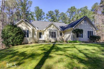 Sharpsburg Single Family Home Under Contract: 165 Bert Rd