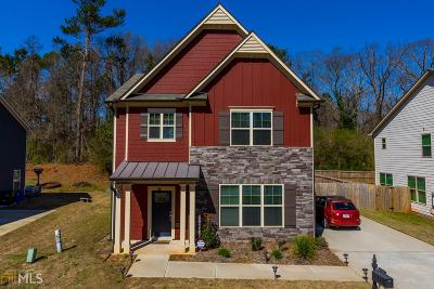 Decatur Single Family Home For Sale: 2664 Tilson Rd