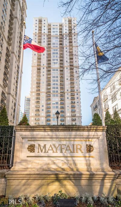 Mayfair Tower Condo/Townhouse Under Contract: 199 NE 14th St #2806