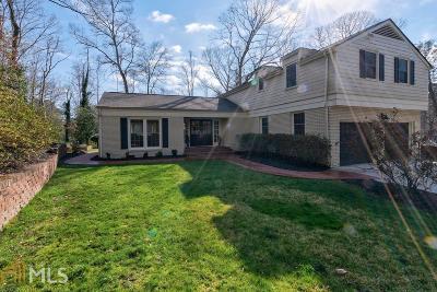 Atlanta Single Family Home New: 545 Forestdale Dr