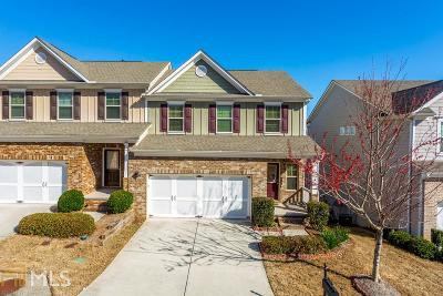 Suwanee Condo/Townhouse For Sale: 1202 Lake Point Way