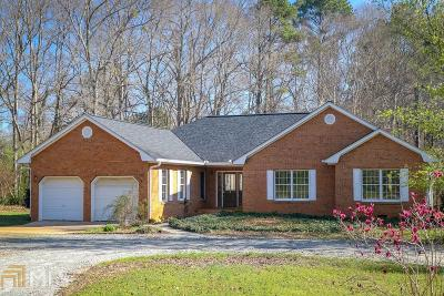 Coweta County Single Family Home For Sale: 50 Huguley Rd
