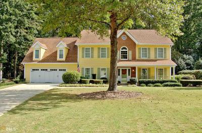 Peachtree City GA Single Family Home Under Contract: $450,000
