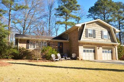 Tucker Single Family Home Under Contract: 4018 Allenwood Way