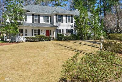 Peachtree City Single Family Home New: 207 Pinnacle Ct