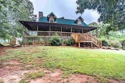 Jones County Single Family Home For Sale: 810 Old Round Oak Juliette Rd