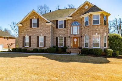 Rockdale County Single Family Home New: 1563 Montauk Point