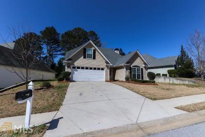 Peachtree City GA Single Family Home Under Contract: $268,700