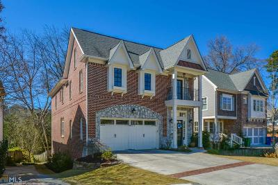 Brookhaven Single Family Home New: 2352 Colonial Dr